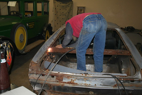 Amc Amx Sheet Metal Project Car Restoration