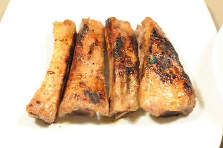 入味肉質又嫩的豬肋排