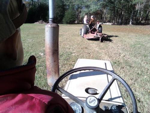 Tractors w/ Grandaddy
