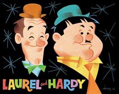 Laurel & Hardy (CaRo...!!!) Tags: cartoons laurelhardy hannabarbera oldcartoons elgordoyelflaco