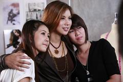20 Christy คริสตี้ กิ้บสัน MV filming--เจ็บที่ไม่ได้เชิญ (Jep Tee Mai Dai Chuen)