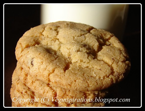 Another view of Chocolate Chip Cookie