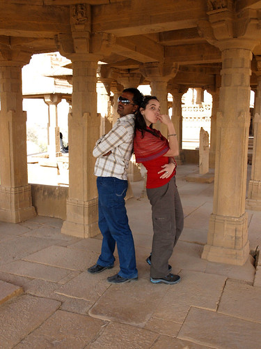 Aladdin and me en Bada Bagh