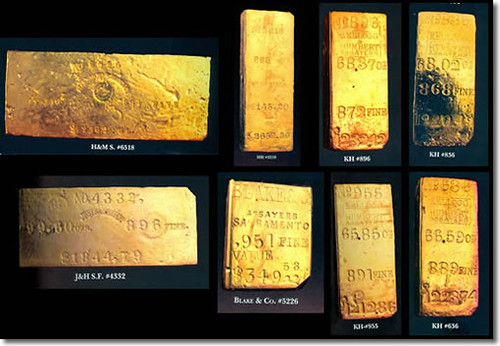 Stolen-SS-Central-America-gold-ingots