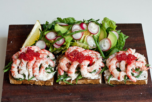 Swedish Shrimp Sandwich-9