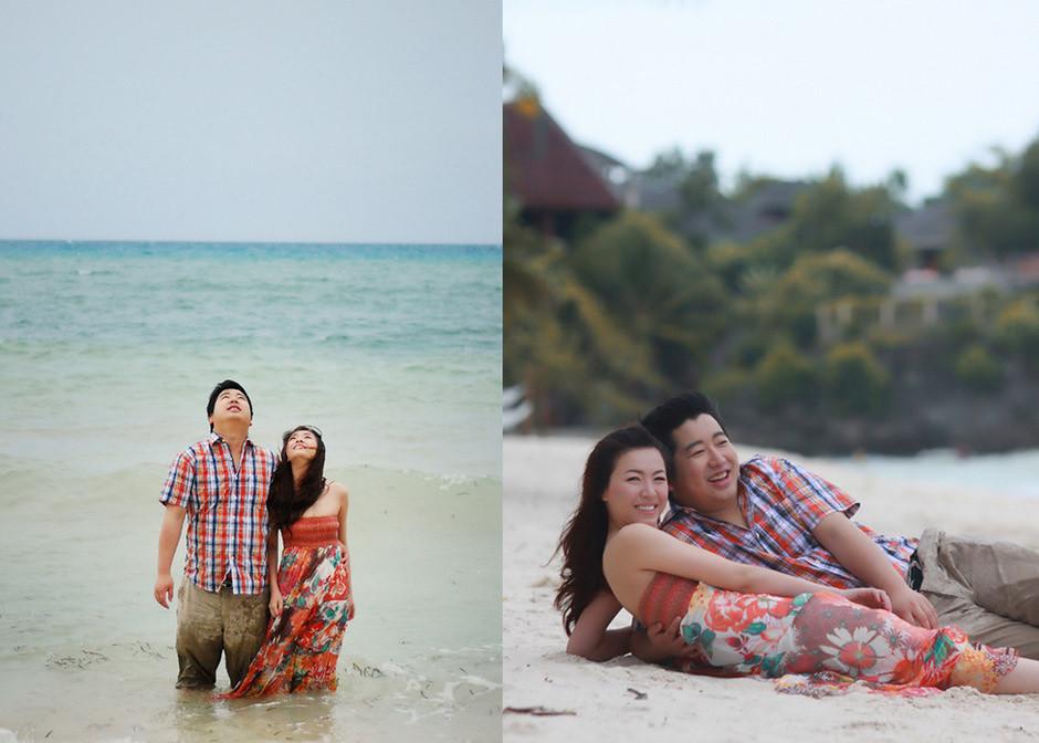 Panglao Bohol Engagement, Destination Wedding Photographer