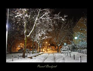 Un soir de Neige
