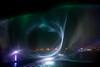 Festival City light show (Bonnie Goddu) Tags: light water laser show dubai festivalcity