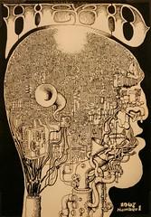 Head (Robert Crumb) (Antoine Bakx) Tags: robertcrumb