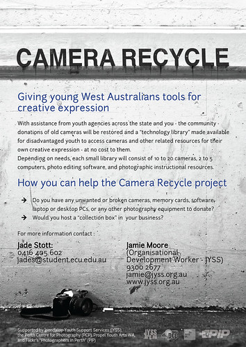 Camera Recycle poster