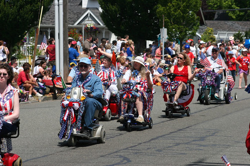 Edmonds 4th of July Parade