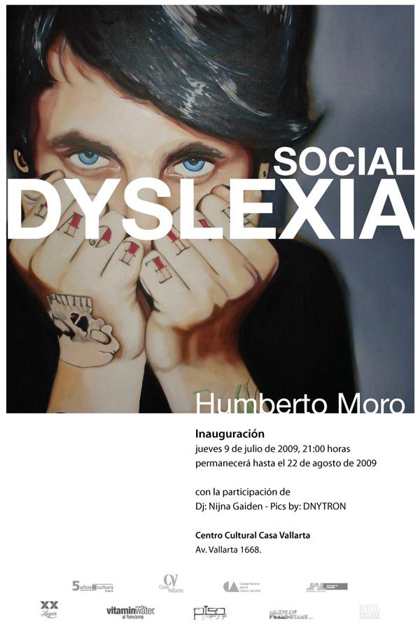 Social Dyslexia