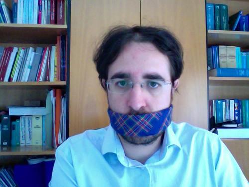 14 luglio 2009: Protesta contro l'obbligo di rettifica contenuto nel DDL Alfano