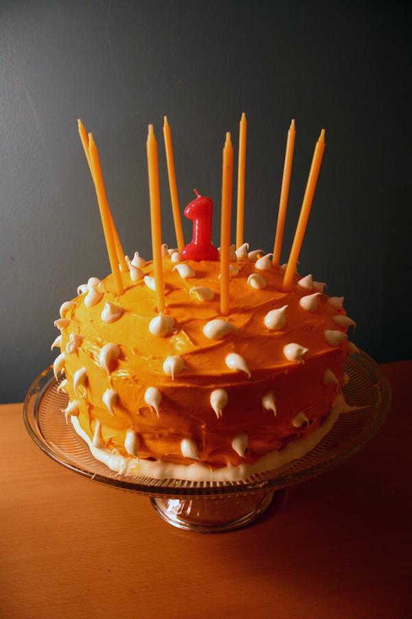 Finn 1st Birthday Cake