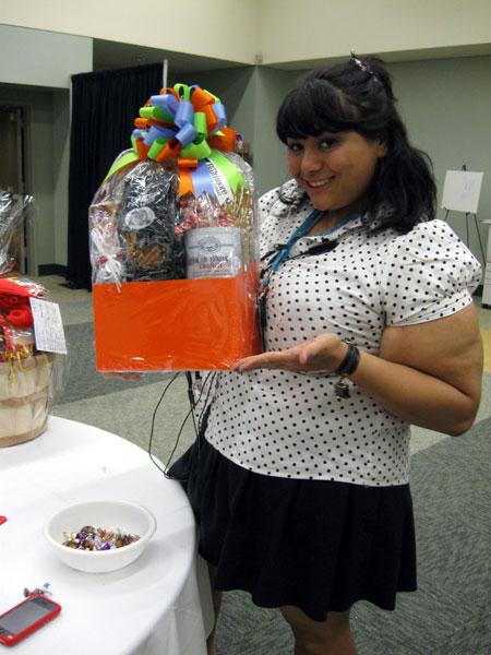 Gift Basket (Click to enlarge)