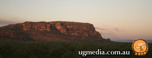 Nourlangie Rock sunset