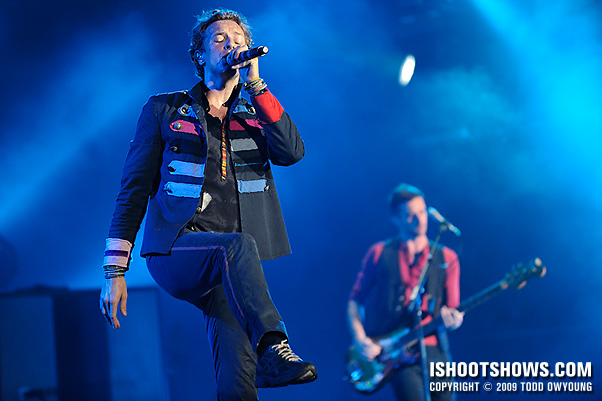 Concert Photos: Coldplay