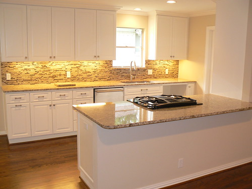 After - Open Kitchen