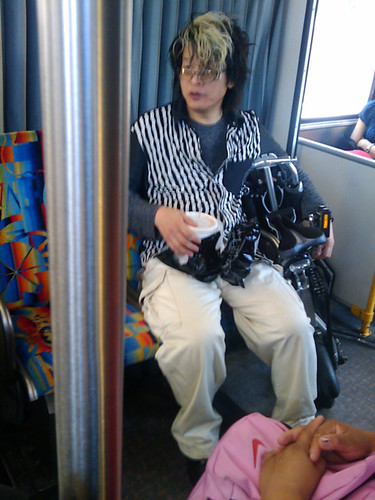 Metro Mobiky Man