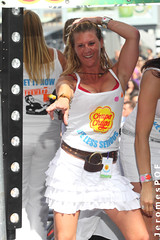 Dance Parade 2009 (1036) (JeromesPOF) Tags: city ladies girls party people music woman netherlands armpit girl laughing geotagged happy dance rotterdam eyecontact blaak parade cheerful 2009 chupachups havingfun iwillfollow danceparade armsup partypeople dancemusic shortdress partypicture danceevent interactionwithphotographer looksintocamera danceparaderotterdam fitforfreedanceparade rotterdamdanceparade 080809 200908 20090808 8augustus2009 geo:lat=519192432222226 geo:lon=448828100000819 takelifelessserious whiteshortdress looksincamera jpofdp09batch02
