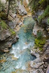 Johnston Canyon (orkybash) Tags: canada nationalpark alberta banff banffnationalpark orkybash
