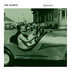 The Xcerts - Night School Packshot