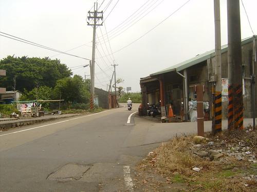 113甲與東豐路路口(舊路)