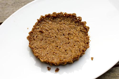 macadamia crust
