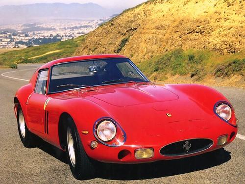 フリー画像| 自動車| スポーツカー| フェラーリ/Ferrari| フェラーリ 250GTO| 1962 Ferrari 250 GTO Coupe| イタリア車|     フリー素材|