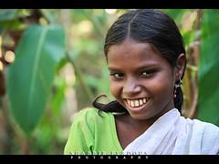 Portrait of a Tribal Teen (Shabbir Ferdous) Tags: light portrait nature smile female photographer shot shy teen tribe sylhet bangladesh bangladeshi canoneos5d ef70200mmf28lisusm madhobkundo shabbirferdous khasiatribalvillage wwwshabbirferdouscom shabbirferdouscom