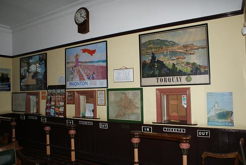 Kidderminster Station Waiting Room