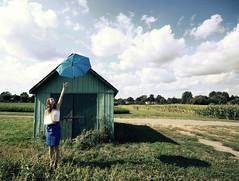 140.365 Country Roads (jennyBunz) Tags: me ottawa thefarm countryroads 30days takemehome 365days wootwoot itsagirlthing exploredyay 30songs matchingoutfitstoumbrellas