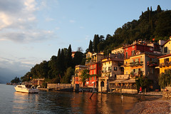 Varenna sunset