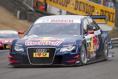 Race Cars - DTM 2009 - Audi A4 DTM 2009 - Mattias Ekstrom - 5 - Audi Sport Team Abt Sportsline - 090906 - Brands Hatch - Steven Gray - IMG_3037