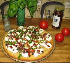 Gluten Free Uno Style Pizza with buttery crust! 3903764223_9f21389d49_m