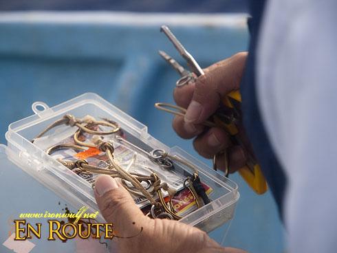 Batanes Fishing Hooks and Lure