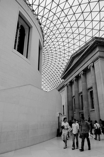 British Museum Old Meets New