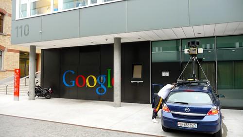 Auto fotógrafo de Google Maps