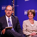 Damon Silvers and Kathleen Kennedy Townsend
