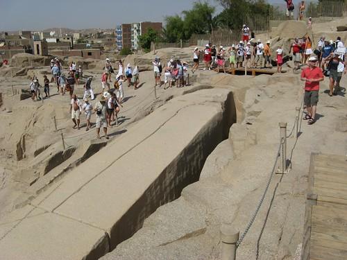 Obelisco Inacabado, Assuão, Egipto