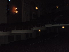 Theatre ceiling 2 (Carrie and Charles) Tags: wedding genesee venues genessetheatre