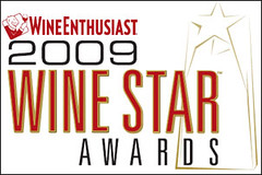 Nominados argentinos a los premios Wine Star Awards 2009 de la Wine Enthusiast Magazine
