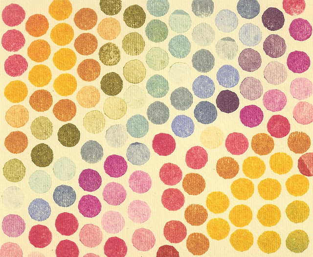 bright things color dots
