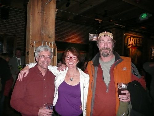Tom McCormick, Nancy Johnson & Dave Buehler @ Wynkoop