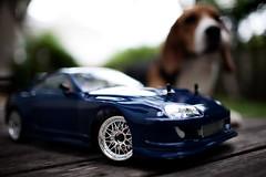 Yokomo drift: Toyota Supra