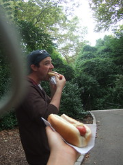 Hot Dogs in the Park