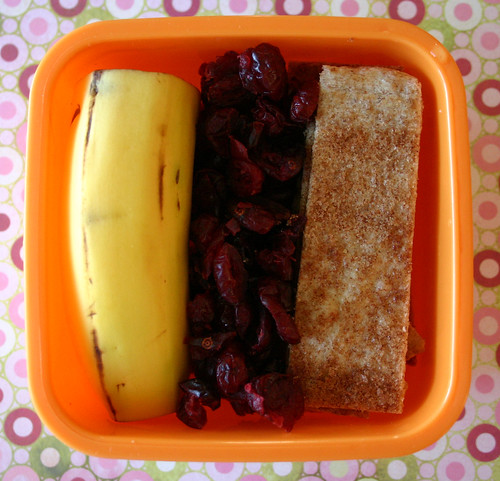 Kindergarten Snack #19: September 30, 2009