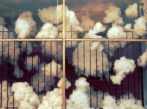 Caged Clouds.