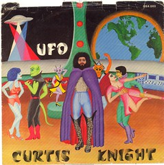 CURTIS KNIGHT UFO