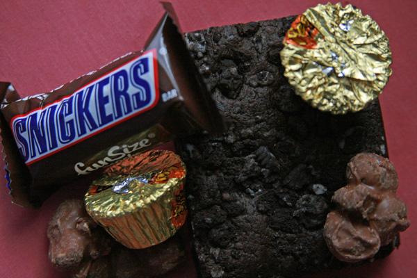 Mmm....chocolate